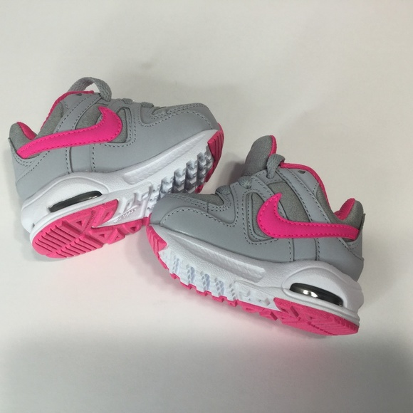 43d8ecfefc Nike Air Max Shoes | New Infants Gray Pink Size 2 | Poshmark